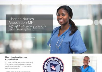 Liberian Nurses Association MN