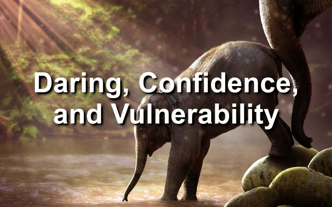 Daring, Confidence, and Vulnerability